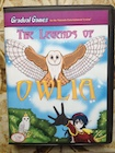 nintendo nes The legend of Owlia recto