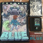 nintendo nes PROJECT BLUE recto