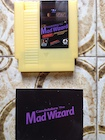 nintendo nes mad wizzard