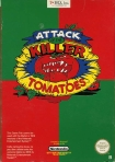 attack of the killer tomatoes nintendo nes