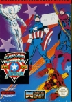 Captain america and the avengers nintendo nes