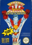captain planet nintendo nes