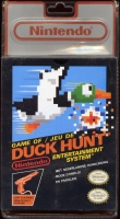 duck hunt nintendo nes