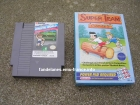 athletic world et super team games nintendo nes