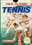 four player tennis nintendo nes