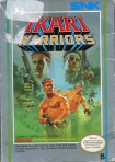 ikari warriors nintendo nes