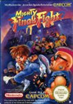 mighty final fight nintendo nes