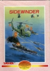 sidewinder sous blister recto nintendo nes