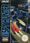 super spy hunter nintendo nes