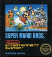 super mario bros european version nintendo nes