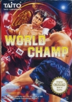 world champ nintendo nes